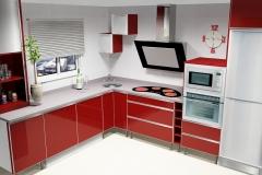 cocina 3d teowin