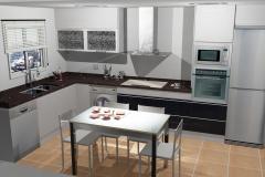 cocina moderna teowin vector z 1