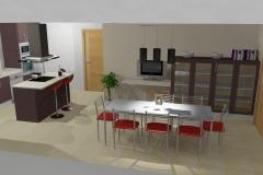 diseño 3d cocina 1